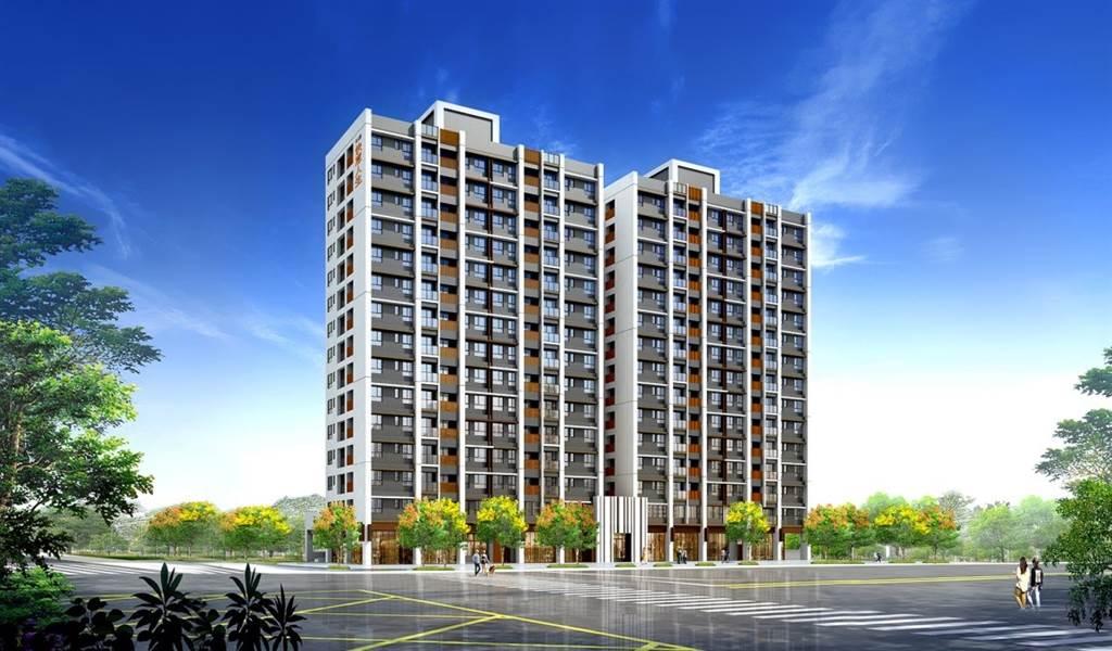 坐落八里正核心的【合嘉快意人生】,為台北港重劃區的指標新建案。