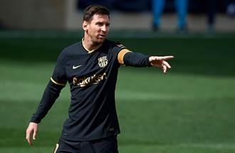足球》巴黎向梅西開2+1肥約 欲和姆巴佩 內馬組「黃金三叉」