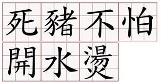 總統府力挺謝長廷 羅智強送這7個字作註解