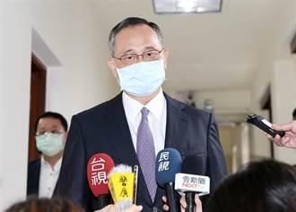 松山所長「誤刪」黑衣人亂分局影像 陳家欽:違法一定嚴辦
