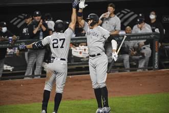 MLB》怪力男和法官聯手開轟 洋基怒敲12安力退金鶯
