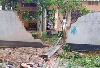 才遭新冠蹂躪 印度東北又爆規模6.4淺層強震