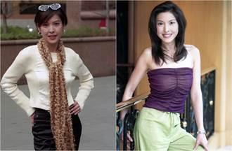 吳鎮宇、何家勁愛她愛到不行 最美紫衫龍王53歲近況曝光
