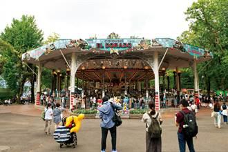 日本最老旋轉木馬
