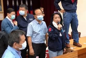 「國務機要費除罪化」強行送出委員會 藍委轟:立院之恥