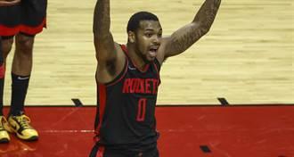 NBA》火箭小將遭圍毆後影片曝光 鮮血狂流毛巾全染紅