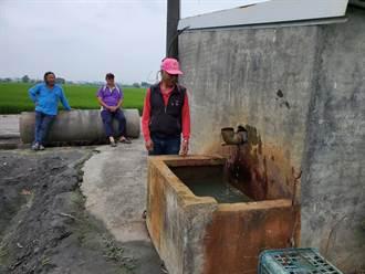 地下水層嚴重下降 雲林農民急排隊加深抽水、換馬達