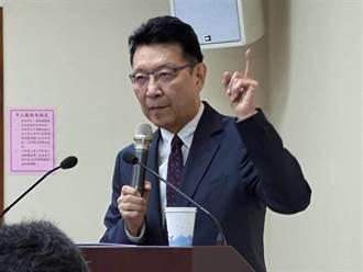 影/趙少康赴國民黨中常會演講 表明立場:不會參選黨主席