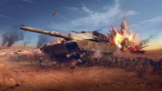 現代戰車正式攻佔《戰車世界》Xbox 、PlayStation戰場