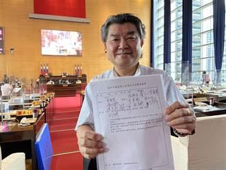 议员连署修正午餐自治条例 中市府:朝研议禁猪肉加工品
