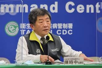 陳時中稱「口水很困擾」 陳揮文聽不下去了:想選台北市長沒辦法
