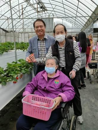 苗栗大千醫院結合在地青農 關心長照家庭