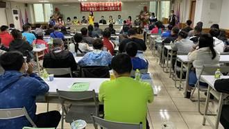 外送平台不平等對待從業人員 台中百人組工會爭勞權