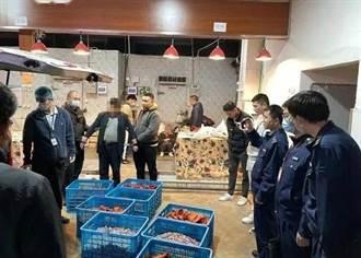 夭壽!杭州黑心工廠 用甲醛浸泡動物內臟販售