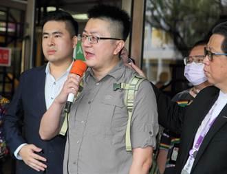 新黨青年軍王炳忠等5人涉共諜無罪 北檢:將上訴