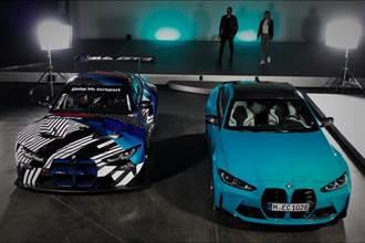 BMW M設計講座:M4與M4 GT3相遇