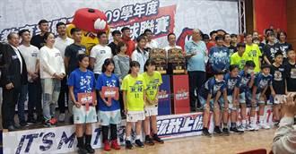 國小籃球聯賽下月開打 蔣淯安分享經驗