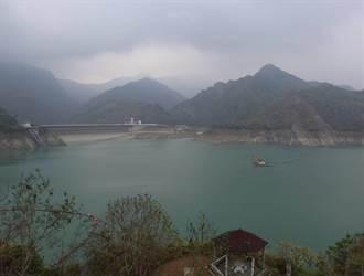 嘉義山區不下雨 曾文水庫28日白天累積雨量掛0
