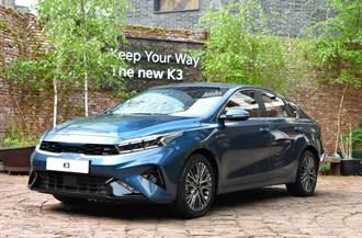 各司其职、更跑格的中型车双雄,KIA K3/K3 GT 小改款韩国发表!