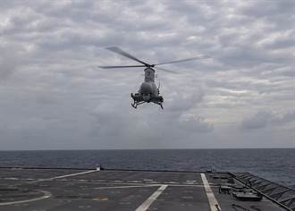 美軍MQ-8B無人直升機故障撞向軍艦 造成艦身受損