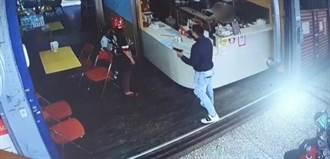 19歲男欲收小弟被拒 攜玩具槍嗆聲遭逮