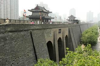 史話》有城必有池──認識中國古建築(三)