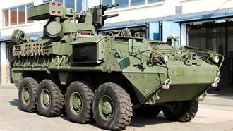 美陸軍首批野戰防空車部署歐洲 未來將換雷射砲