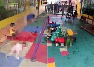 廣西幼兒園砍人事件 傷者搶救無效死亡