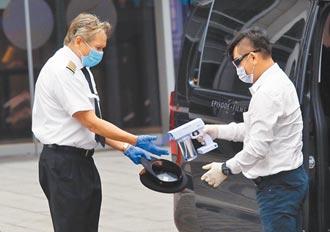 專家:華航機師本土感染機率高