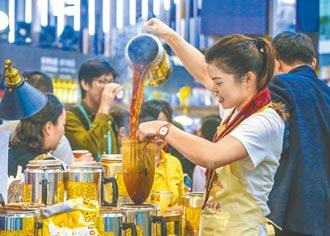 成本飆 限塑令 中國新茶飲迎漲價潮