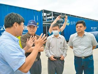 新竹供水量日增1000噸