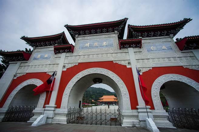 台北市忠烈祠。(本報系資料照片)