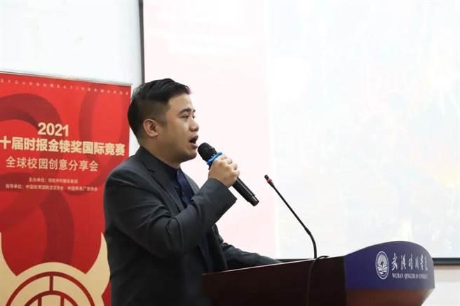 張厚煒  金犢獎組委會代表(圖/時報金犢獎組委會)