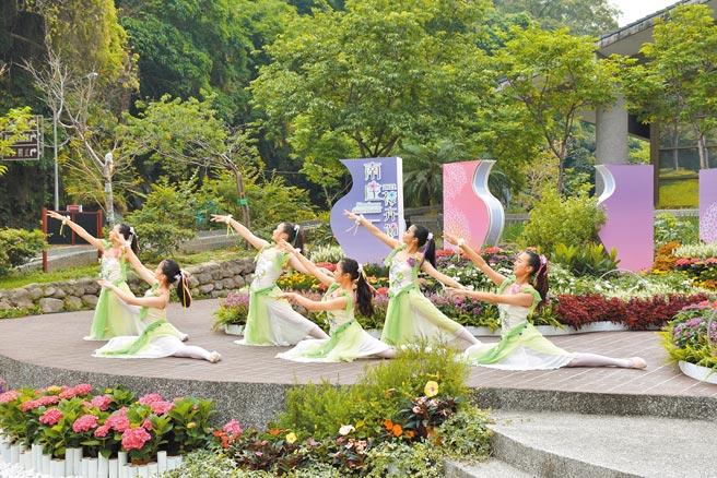 參山處主辦的2021年南庄花卉節將從5月1日起展開。(謝明俊攝)