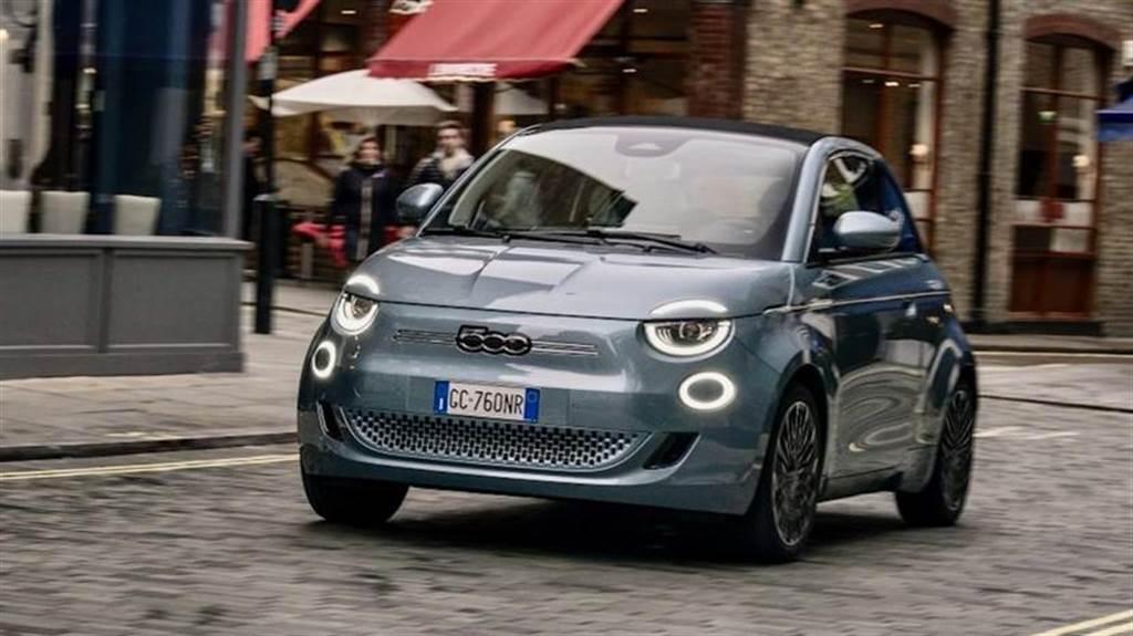 雙門、3+1、敞篷三車型同步接單,Fiat 500e 電動小車五月下旬在台交車