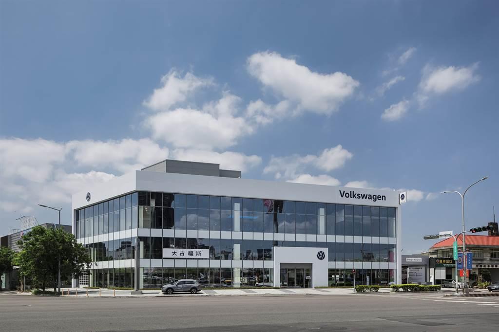 台灣福斯汽車聯手旗下經銷商:太古汽車集團,重金打造Volkswagen台中五權展示中心正式落成開幕。