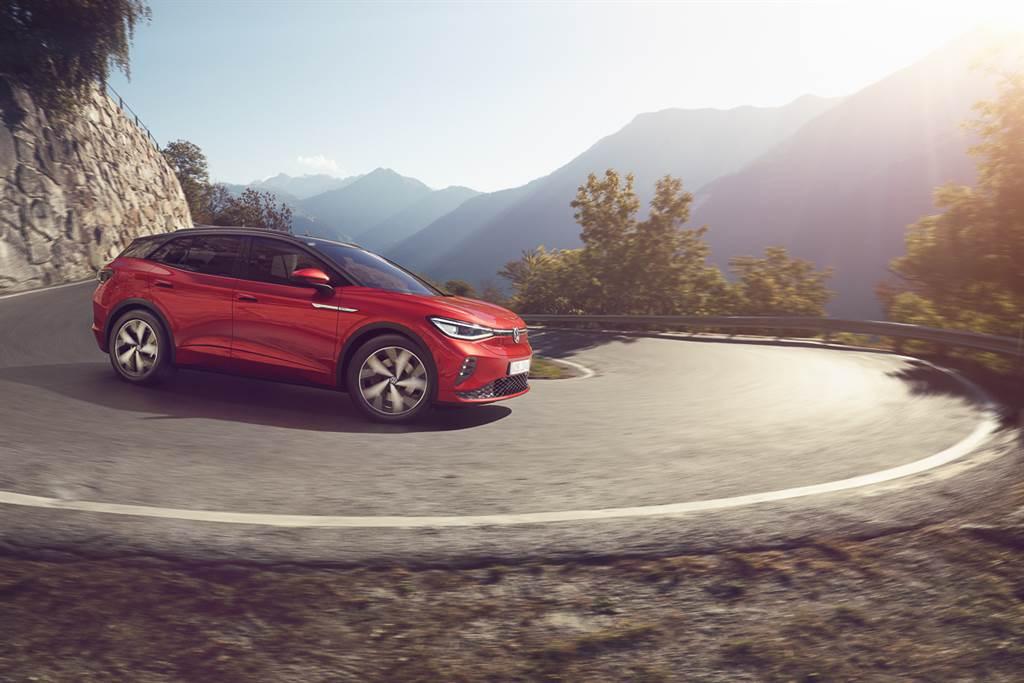 品牌首款性能取向純電之作 Volkswagen ID.4 GTX 首襲歐洲市場