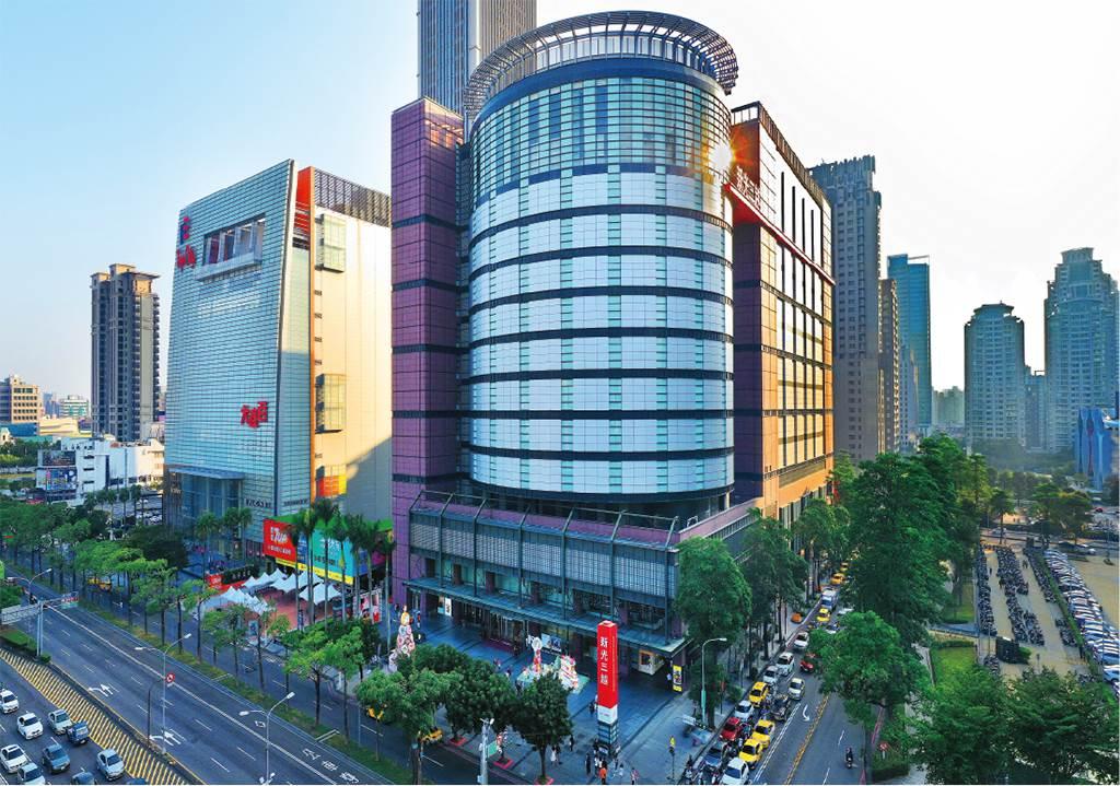 台灣大道貫穿台中市重要產業發展與商業密集區(圖/業者提供)