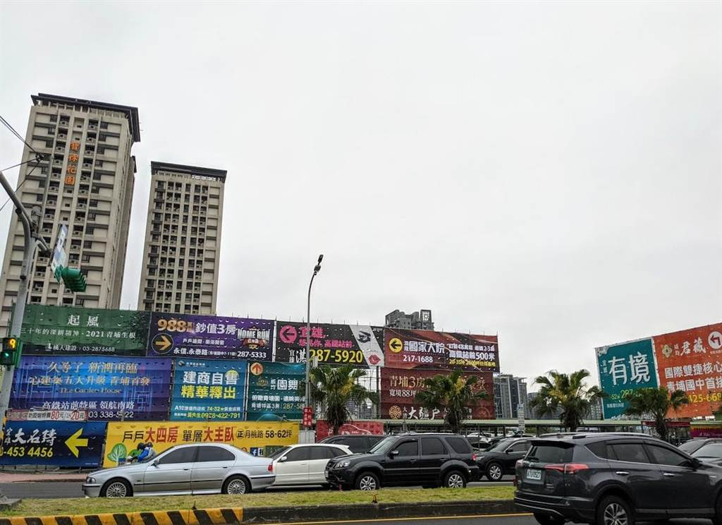 今年北台灣房市520檔新成屋、預售屋推案量預估量,創下2018年以來、近4年同期新低。(葉思含攝)