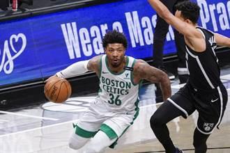 NBA》史馬特突遭禁賽 綠軍主帥:讓球隊高層打控球