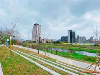 老街溪青埔水都計畫工程竣工