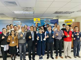 降低職災!臺北市聯醫安衛家族成立 18家院所企業響應