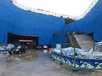 中興國小校舍合併改建停車場 預計年底完工