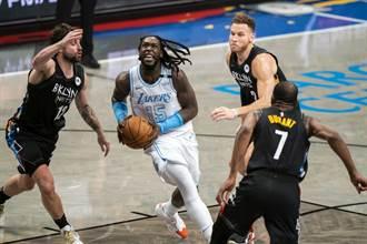 《時來運轉》運彩報報-NBA不讓分高賠沒在怕 籃網湖人下對家