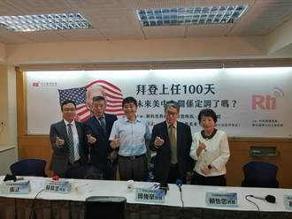 中共建黨百年 學者:台海全面衝突可能性不大