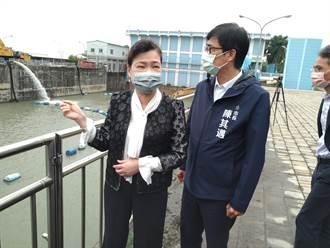 王美花:预计5月底前可增加高雄约每日48万吨以上用水