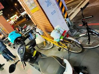 腳踏車黑變黃 嫌犯竊車「變裝」仍遭逮