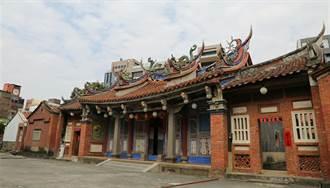 市定古蹟西屯張廖家廟修復及再利用動工 預計2023年9月完工