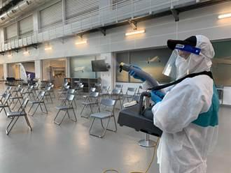 機師染疫擴大 華航擴大消毒範圍及頻率