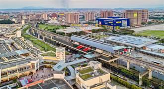 A18高鐵特區地價創高 潤隆推基地規模最大地王案